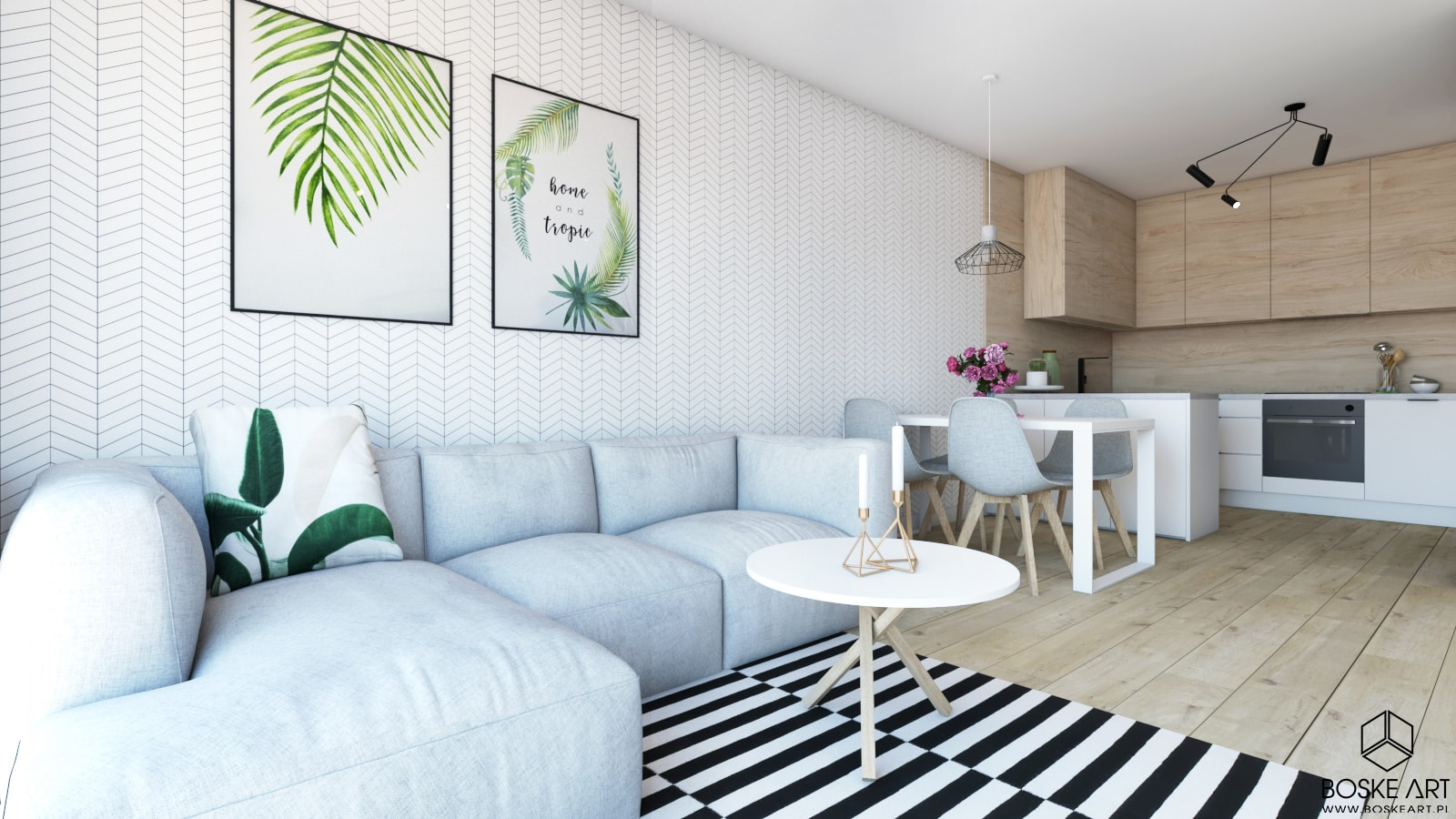 2_mieszkanie_gniezno_boske_art_projektowanie wnetrz_architektura_natalia_robaszkiewicz-min