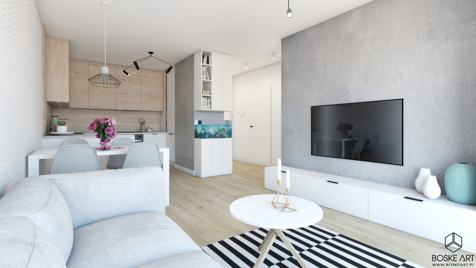 3_mieszkanie_gniezno_boske_art_projektowanie wnetrz_architektura_natalia_robaszkiewicz-min